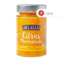 DELALLO CITRUS MARMALADE 7.4 OZ JAR