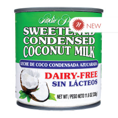 ANDRE PROST SWEETENED CONDENSED COCONUT MILK 11.6 OZ CAN