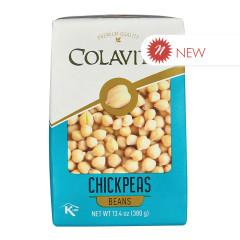 COLAVITA BEANS CHICKPEAS 13.4 OZ