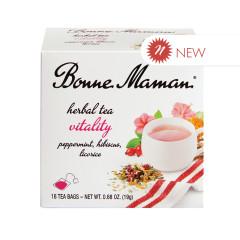 BONNE MAMAN VITALITY HERBAL TEA