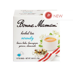 BONNE MAMAN SERENITY HERBAL TEA