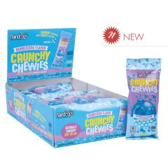 CRUNCHY CHEWIES BUBBLE GUM FLAVOR 1.4 OZ