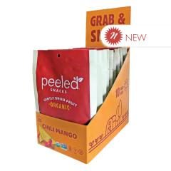 PEELED SNACKS CHILI MANGO 1.23 OZ PEG BAG