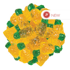 CLEVER CANDY 3D GUMMY PINEAPPLES