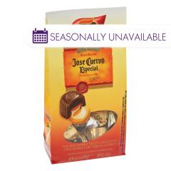 JOSE CUERVO TEQUILA LIQUOR FILLED DARK CHOCOLATES 4.23 OZ BAG