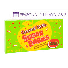 SUGAR BABIES CARAMEL APPLE 5 OZ THEATER BOX