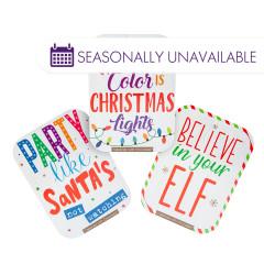 ELMER CHRISTMAS SAYINGS 1.6 OZ GIFT BOX