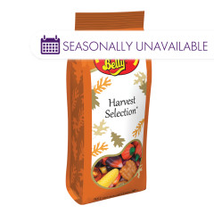 JELLY BELLY HARVEST SELECTION 6.8 OZ POUCH