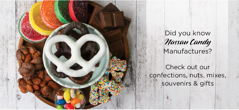 Nassau Candy - Specialty Confections & Fine Foods