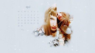 NP.COM Calendar – April