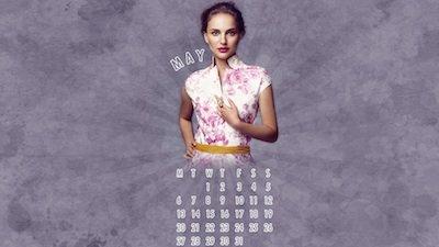 NP.COM Calendar – May