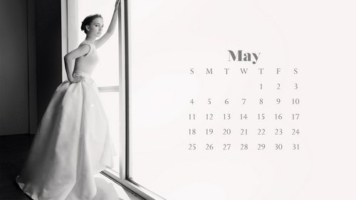 Calendar For May
