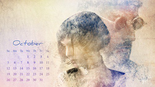 Calendar – October