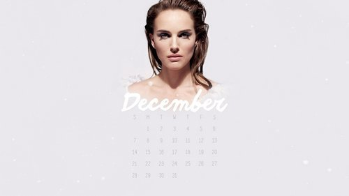Calendar For December
