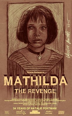 Mathilda Drawing