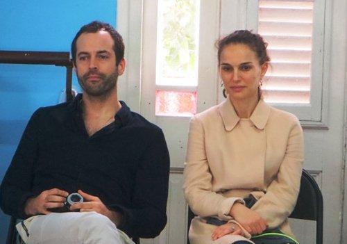 Natalie and Benjamin in Cuba