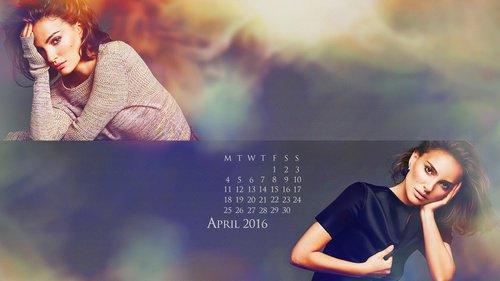 Calendar April