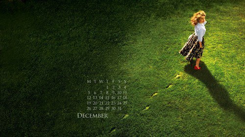 Calendar – December
