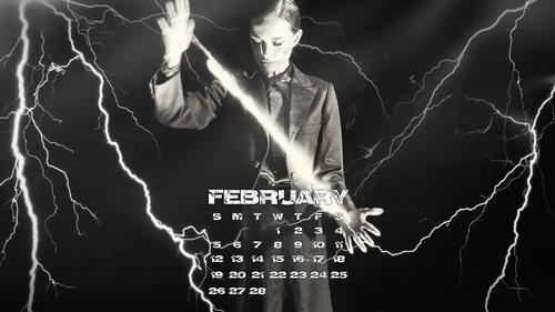 Calendar – February