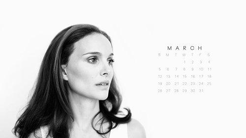 Calendar – March