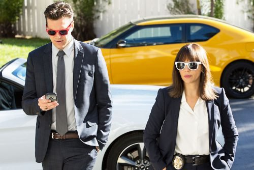 Natalie's role in Angie Tribeca revealed