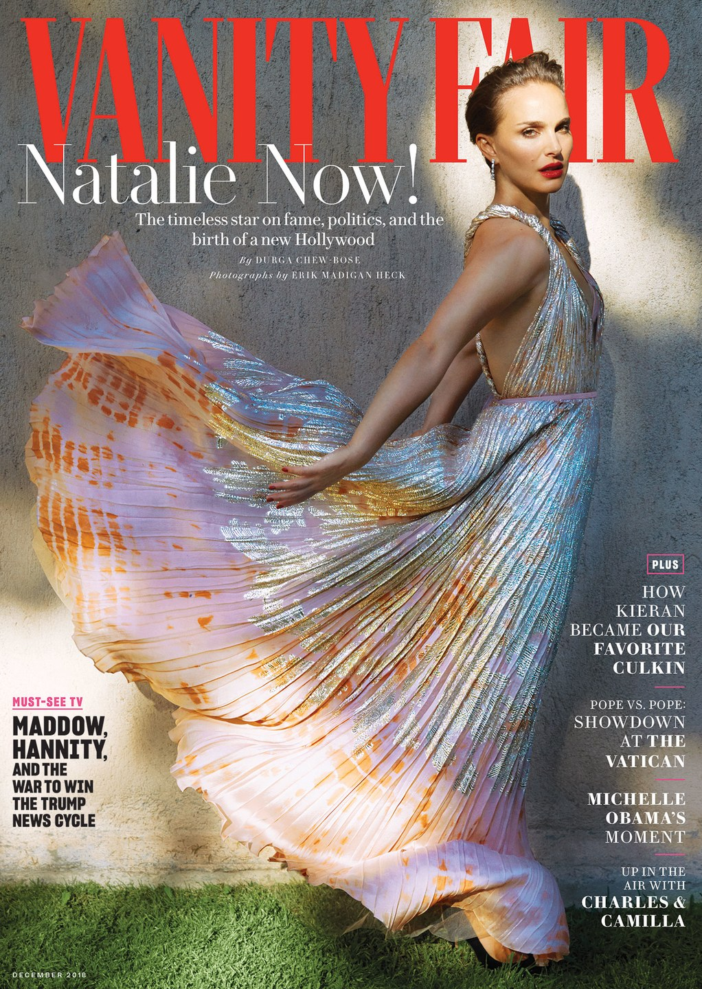 Natalie Portman in Vanity Fair