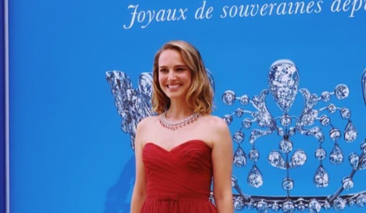 Natalie in Monaco