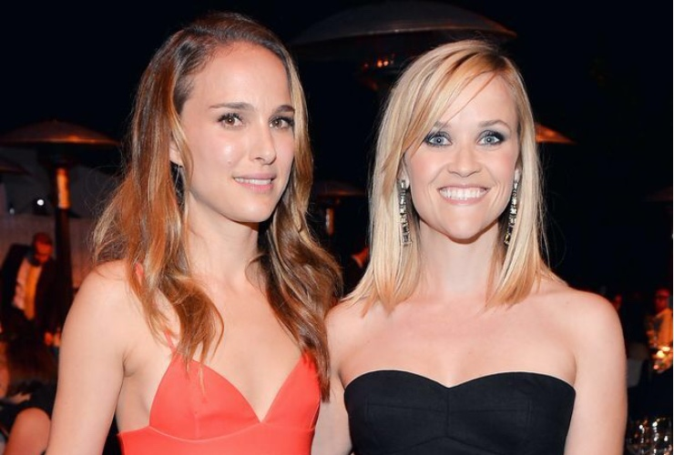 Natalie interviews Reese Witherspoon