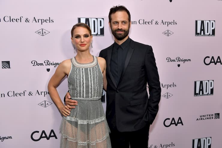 Natalie & Benjamin at the LA Dance Project Gala