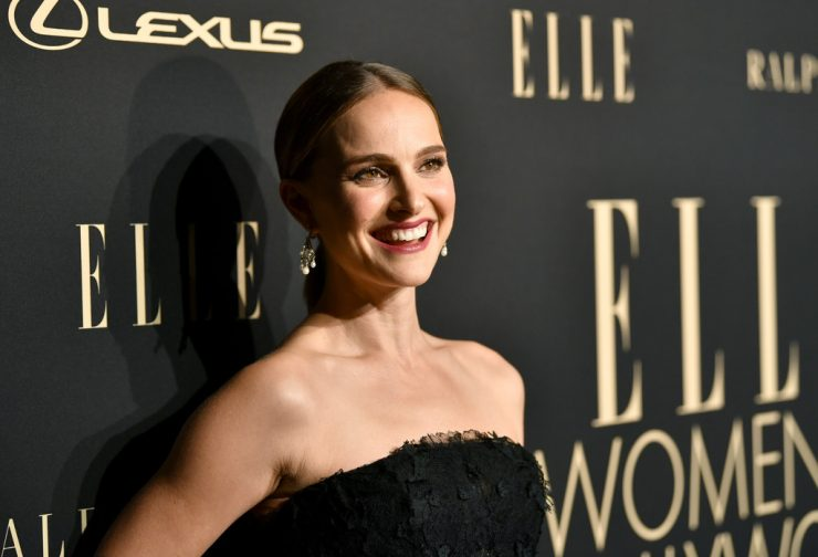 ELLE's 26th Annual Women In Hollywood Celebration