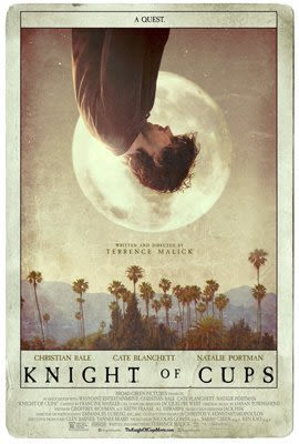 New 'Knight of Cups' Poster