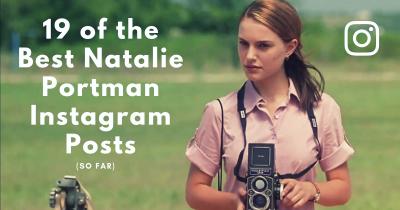 Natalie Portman Instagram Posts