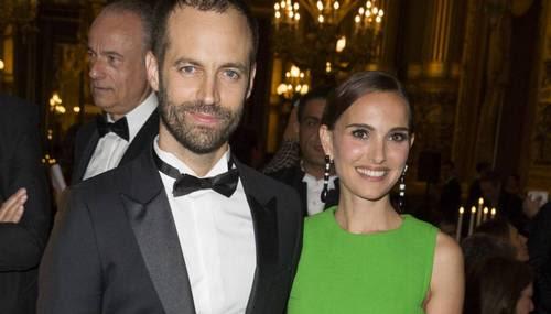 Natalie Portman attends Paris Ballet opening gala