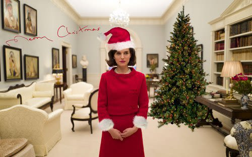 Christmas Jackieth