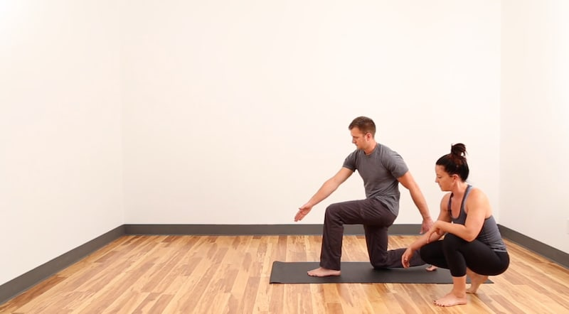 PRI Yoga, with Craig and Margaret