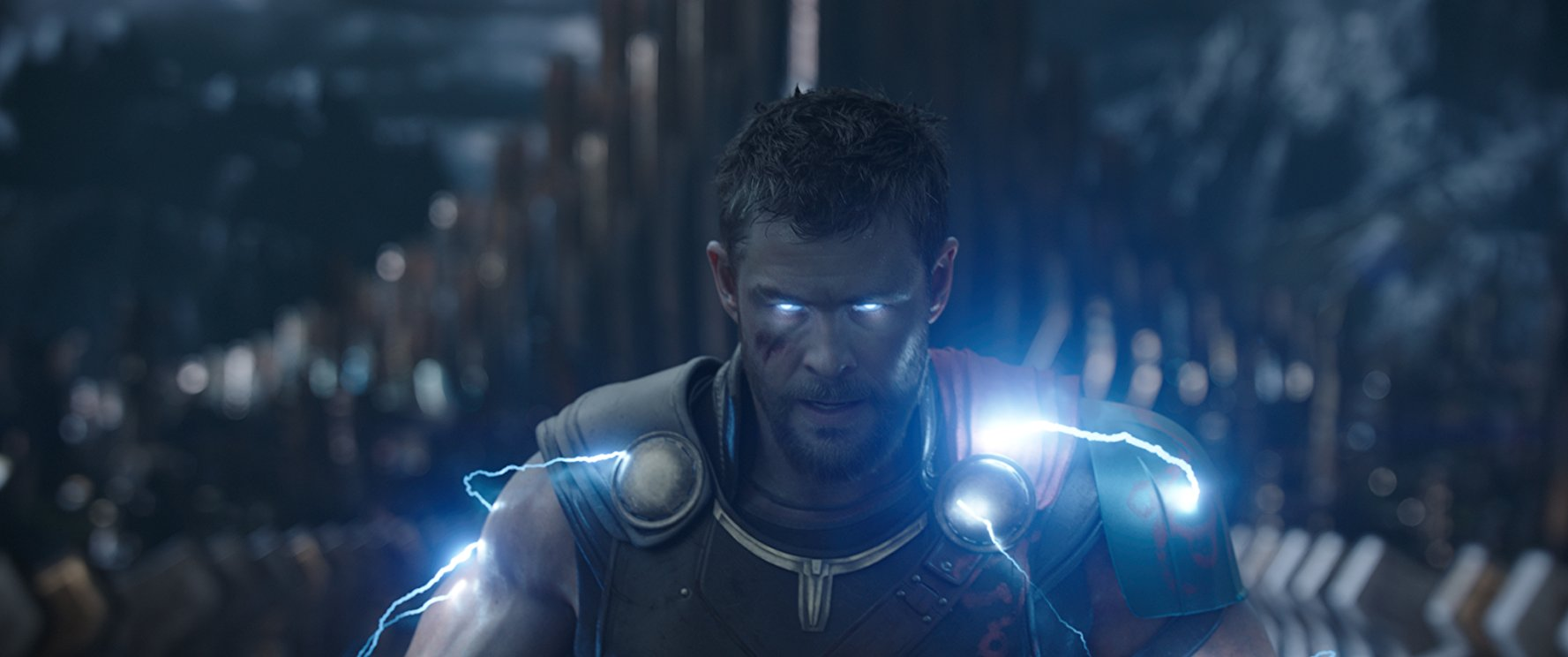 Thor God of Thunder in Thor: Ragnarok