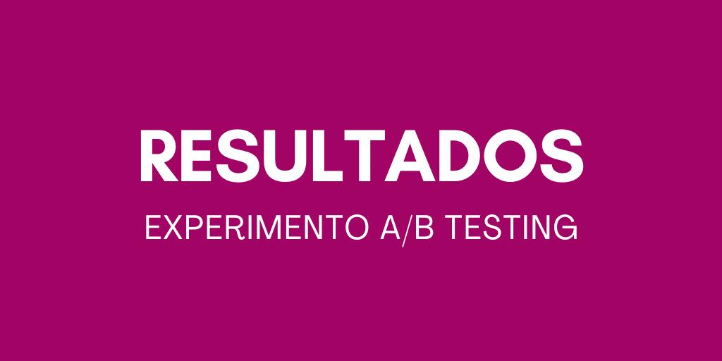 A/B TESTING resultados con código y análisis en pandas
