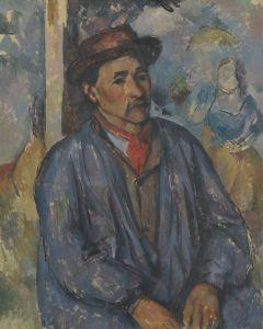 Late Shift Lecture: In Conversation: Cézanne Portraits