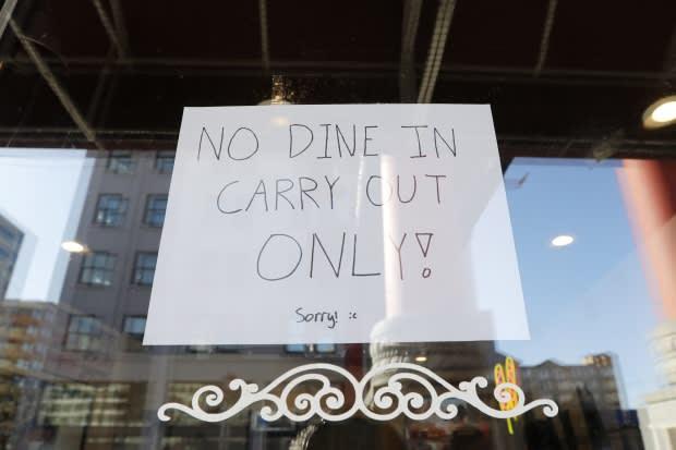 covid 19 restaurant closing
