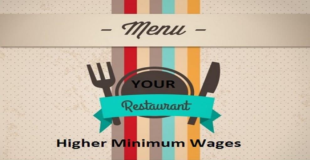 Higher Minimum Wages - operators