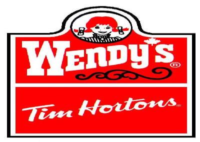 Wendy's Tim Hortons