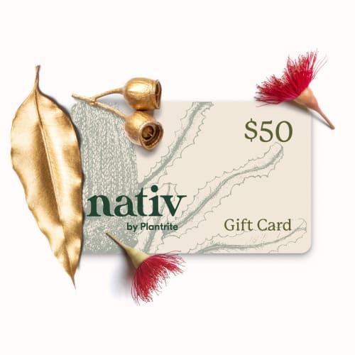 $50 e-gift card