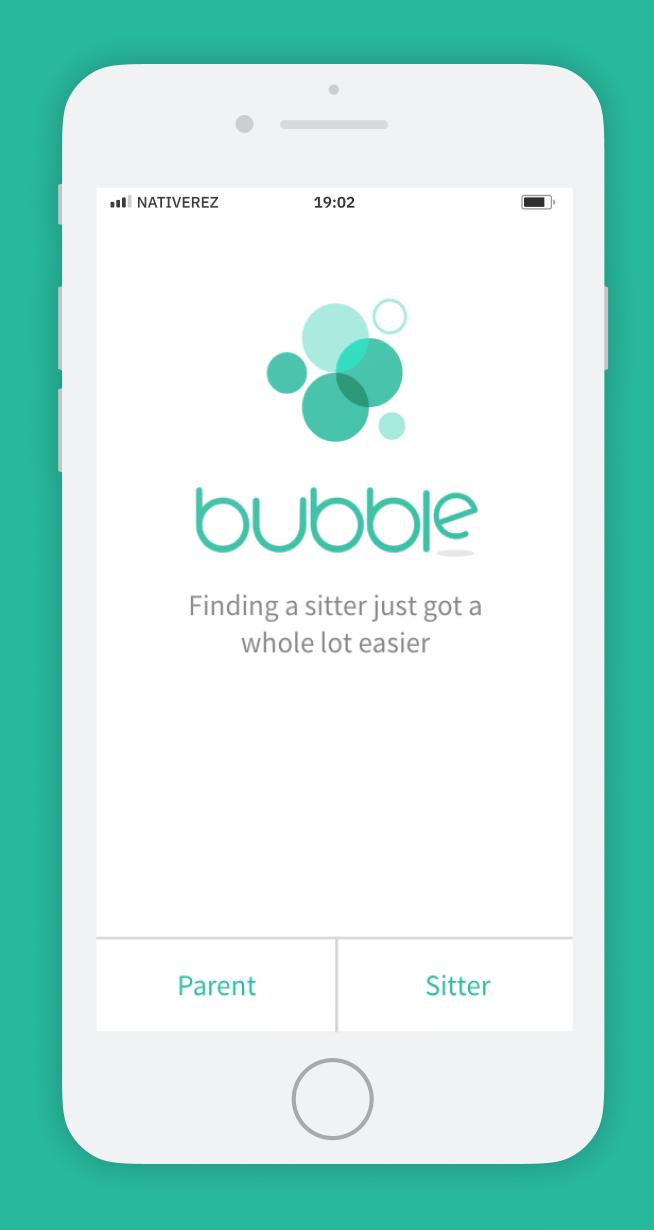Bubble Babysitting
