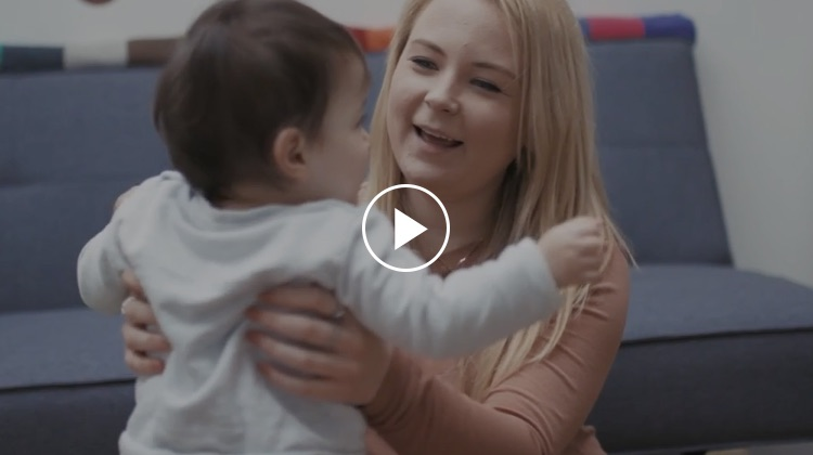 Watch The Bubble Babysitting App Video