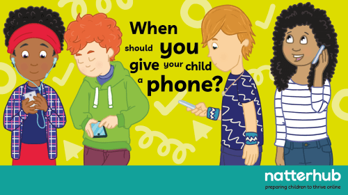 When Should You Give Your Child A Phone?