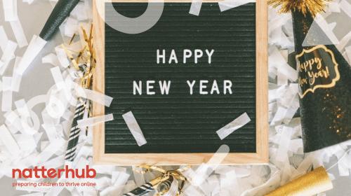 Natterhub's New Year's Screen Resolutions