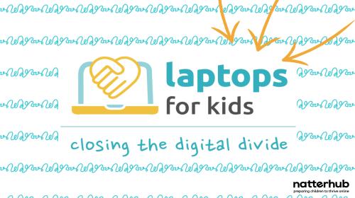 Natterhub supports 'Laptops for Kids'