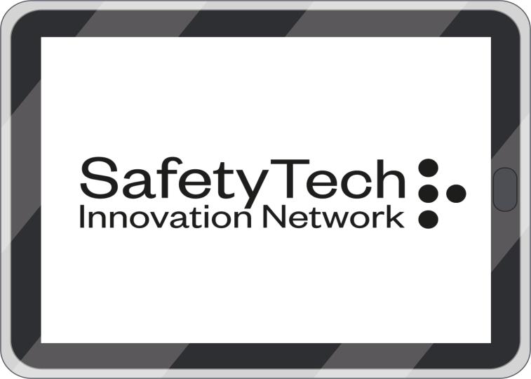 SafetyTech's Logo