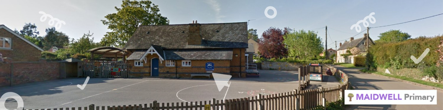 Photo for the Maidwell Primary School case study