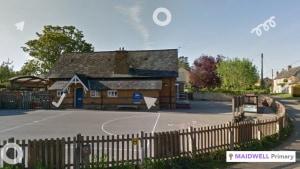Photo for Maidwell Primary School, Northampton case study